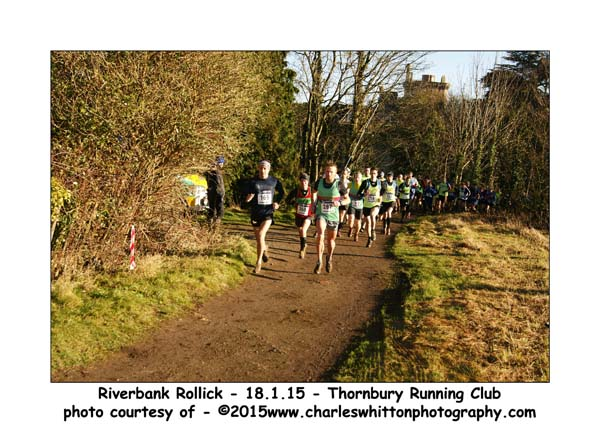 Riverbank Rollick - 18.1.15