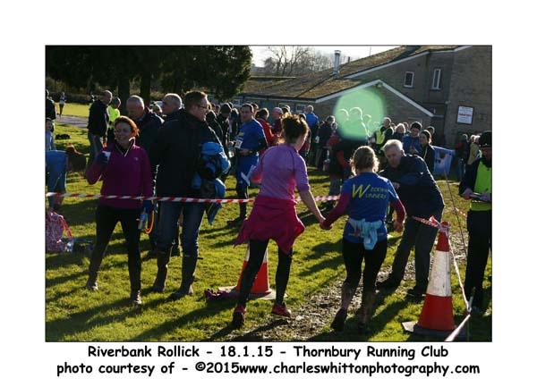 Riverbank Rollick - 18.1.15
