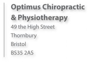 Optimus logo address