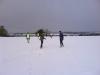 A snow run